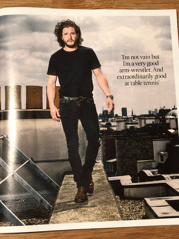 UK Times Magazine November 2018: OZZY OSBOURNE Kit Harington