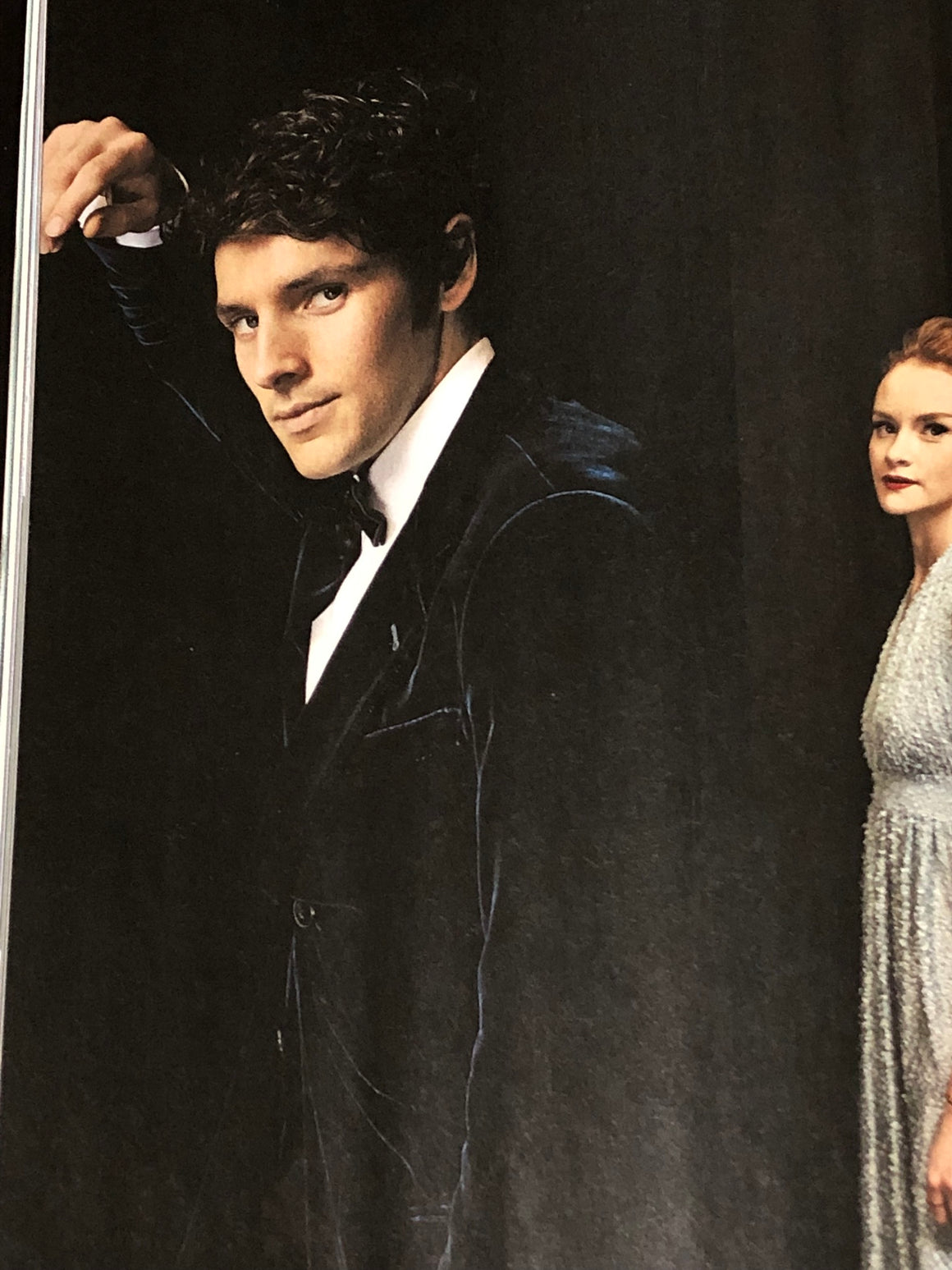 London ES Magazine 7th December 2018 Claire Foy Ralph Fiennes Andrew Garfield Colin Morgan