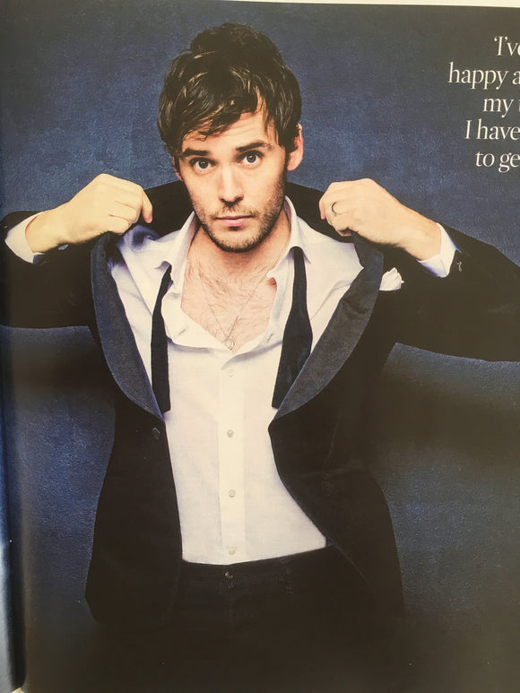 UK Times Magazine 30 June 2018: Sam Claflin Interview