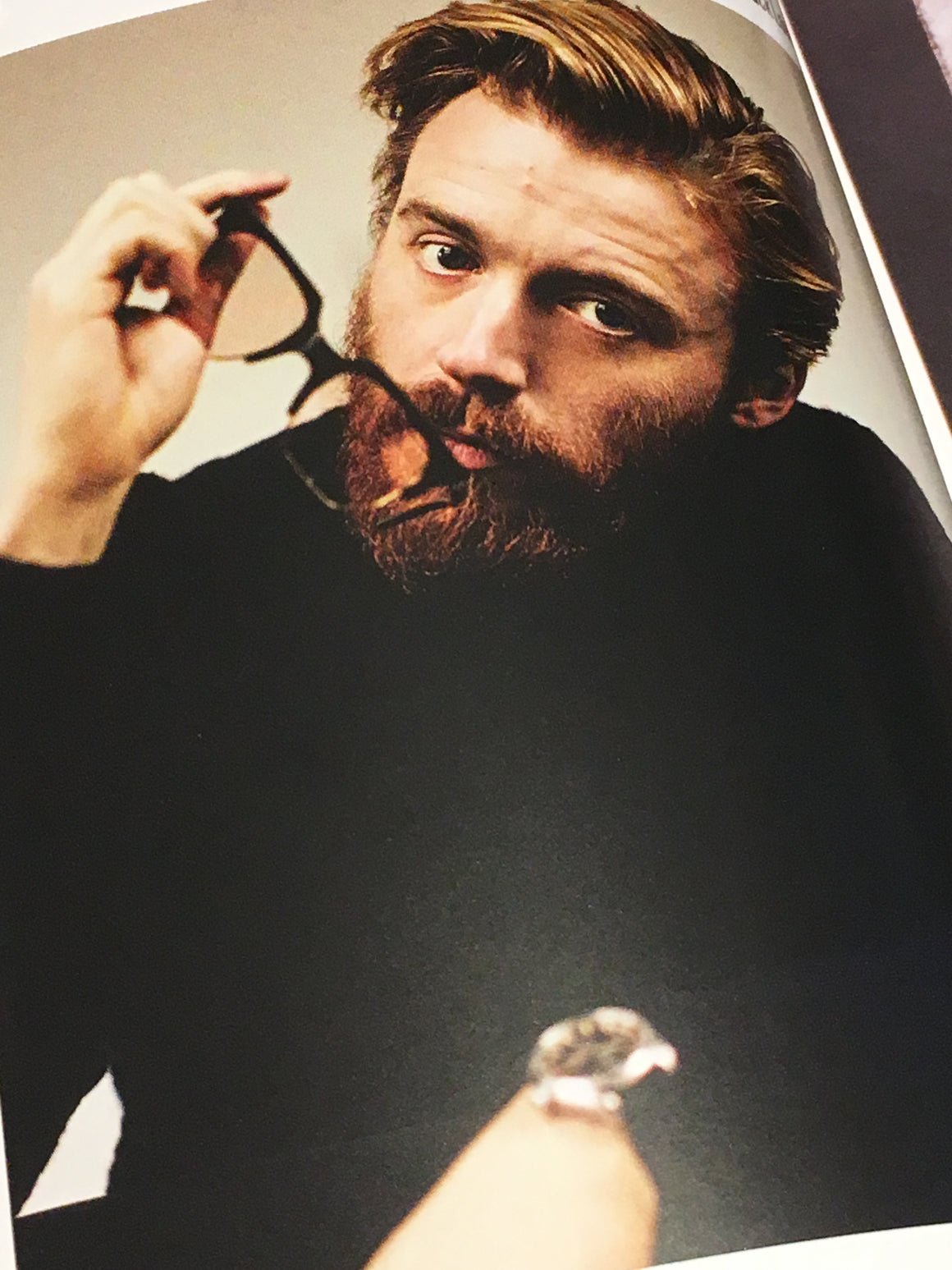 The Jackal Magazine Feb/March 2019: Jack Lowden