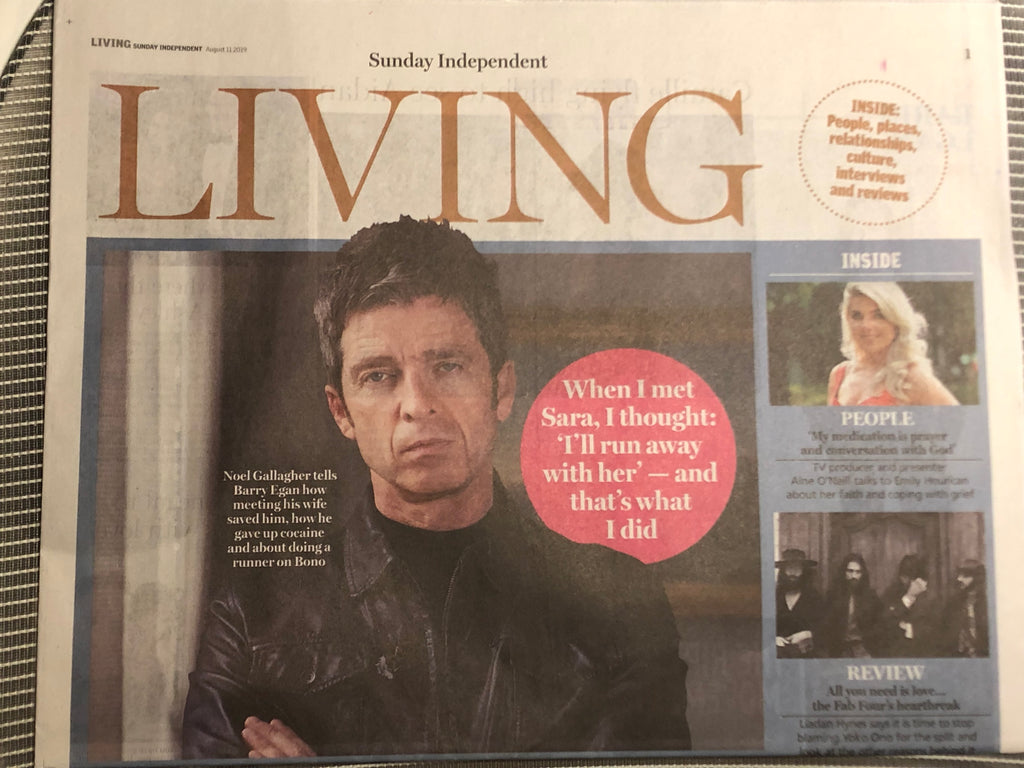Independent Living Supplement 11 August 2019 Noel Gallagher The Beatles