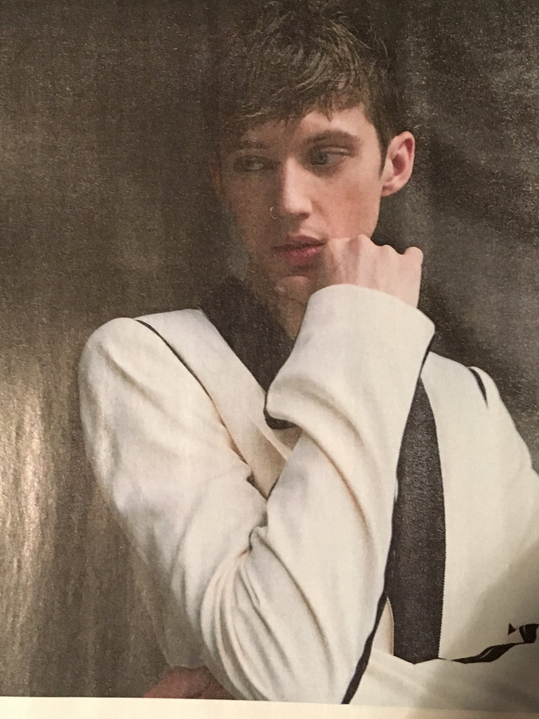 Guardian Weekend Magazine 6th April 2019: Troye Sivan Interview