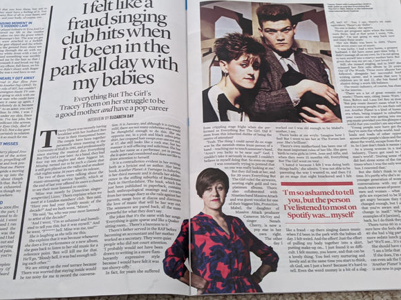 UK Event Magazine Feb 2020: JAMES BOND Sam Heughan TRACEY THORN Rufus Sewell