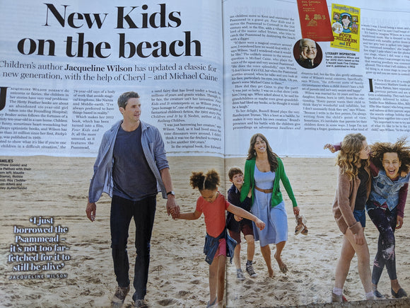 Radio Times Magazine April 2020: SOPHIE RUNDLE Matthew Goode MATTHEW MACFADYEN