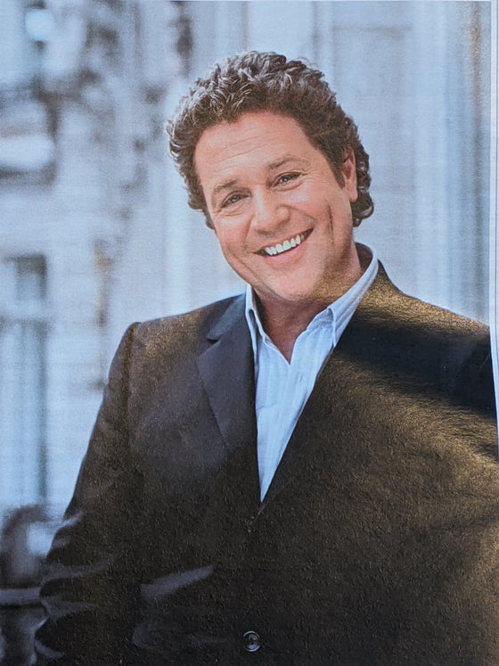 UK Saga Magazine August 2010 Michael Ball Interview