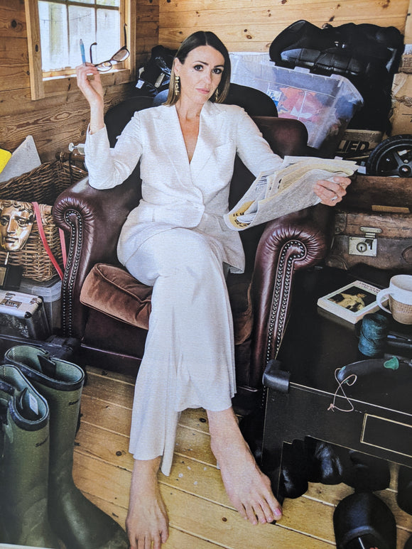 UK Hello! Magazine August 2020: Suranne Jones BAFTAS