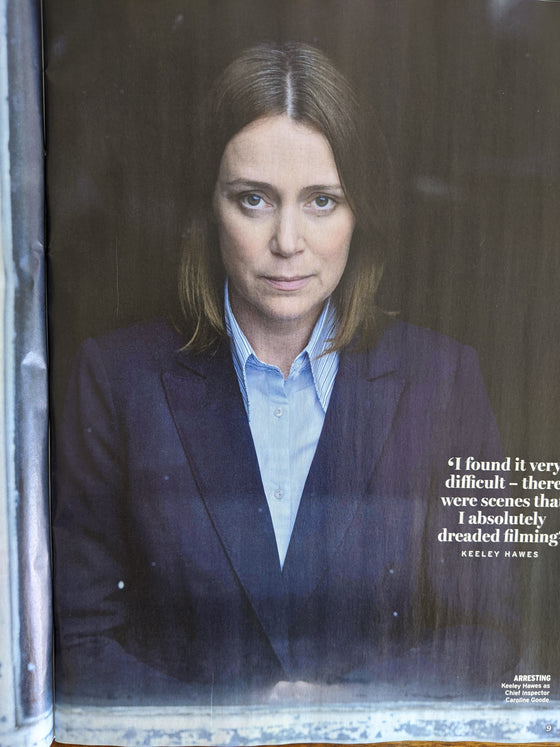 Radio Times September 2020 DAVID ATTENBOROUGH Keeley Hawes DIANA RIGG Little Mix
