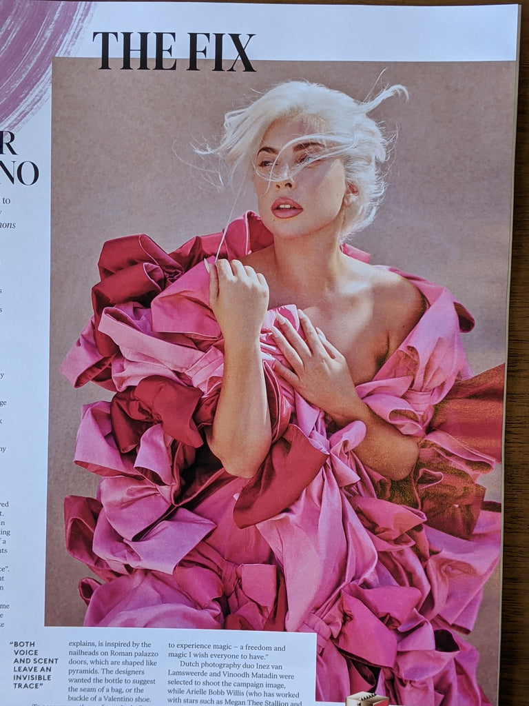 How to Spend It Magazine Sept 2020: LADY GAGA Anthony Hopkins PAMELA ANDERSON