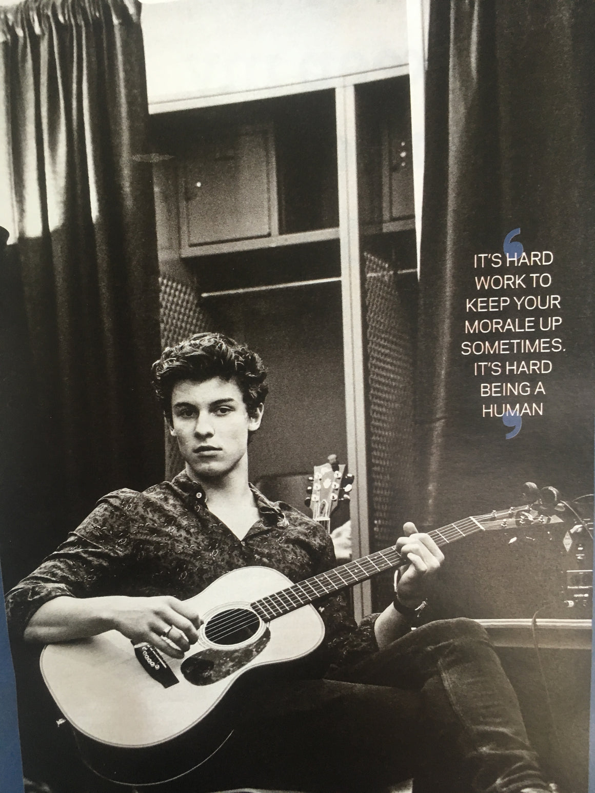UK Style Magazine August 2018: SHAWN MENDES Interview