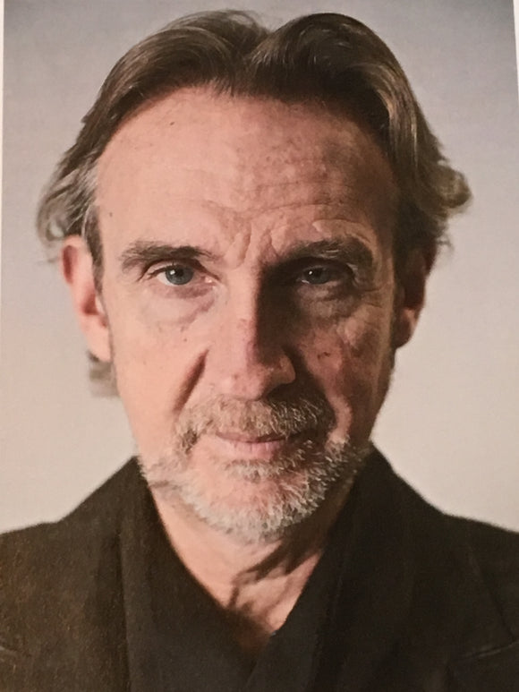 UK FT Weekend Magazine May 25 2019: MIKE RUTHERFORD (Genesis) Interview