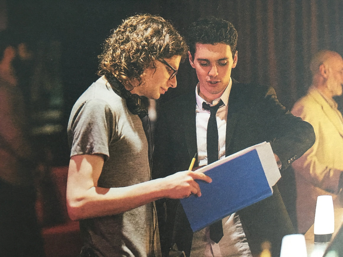 UK Observer Magazine 17 March 2019 Simon Amstell Colin Morgan