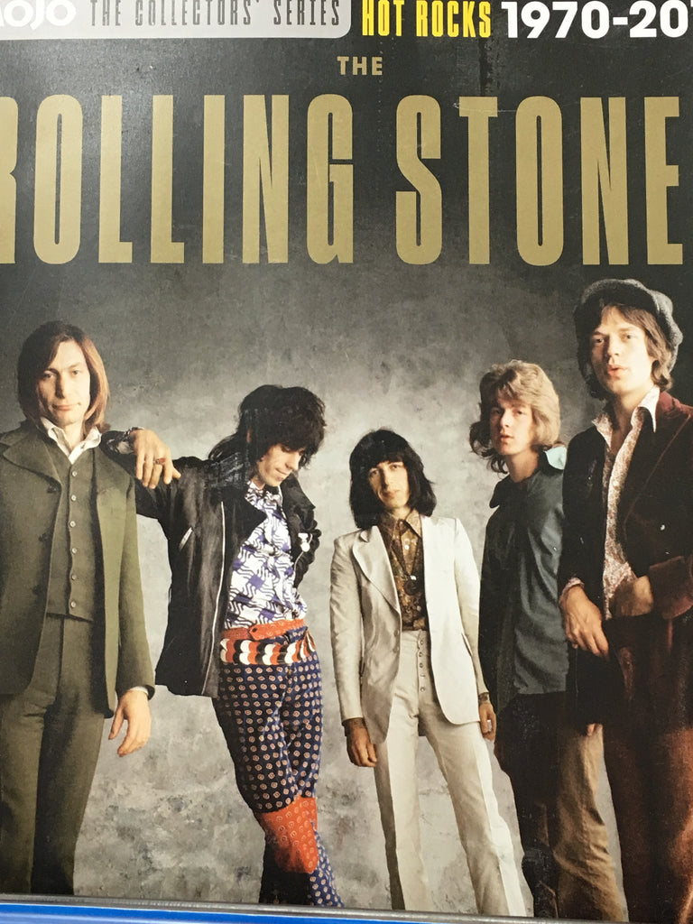 UK MOJO COLLECTORS' SERIES magazine July 2019 - The Rolling Stones 1970 - 2019