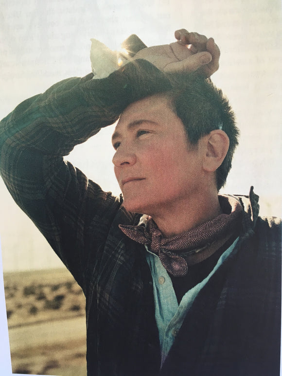 UK FT Weekend Magazine June 2019: KD LANG interview