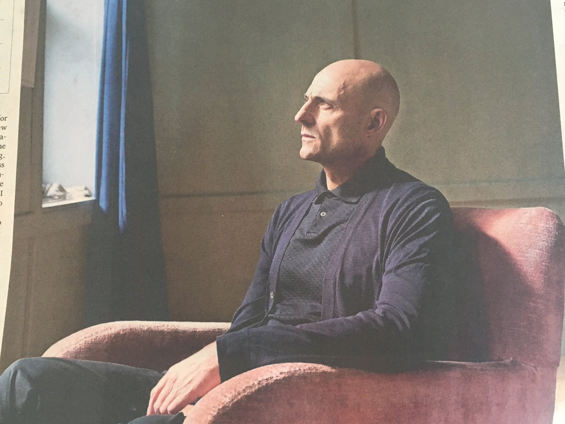 FT Life & Arts Supplement 7th September 2019 Mark Strong Timothee Chalamet
