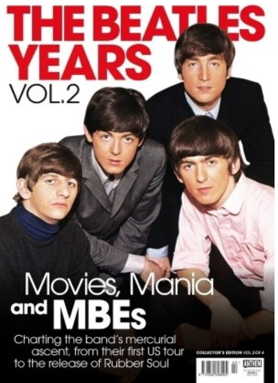 The Beatles Years Magazine Vol. 2