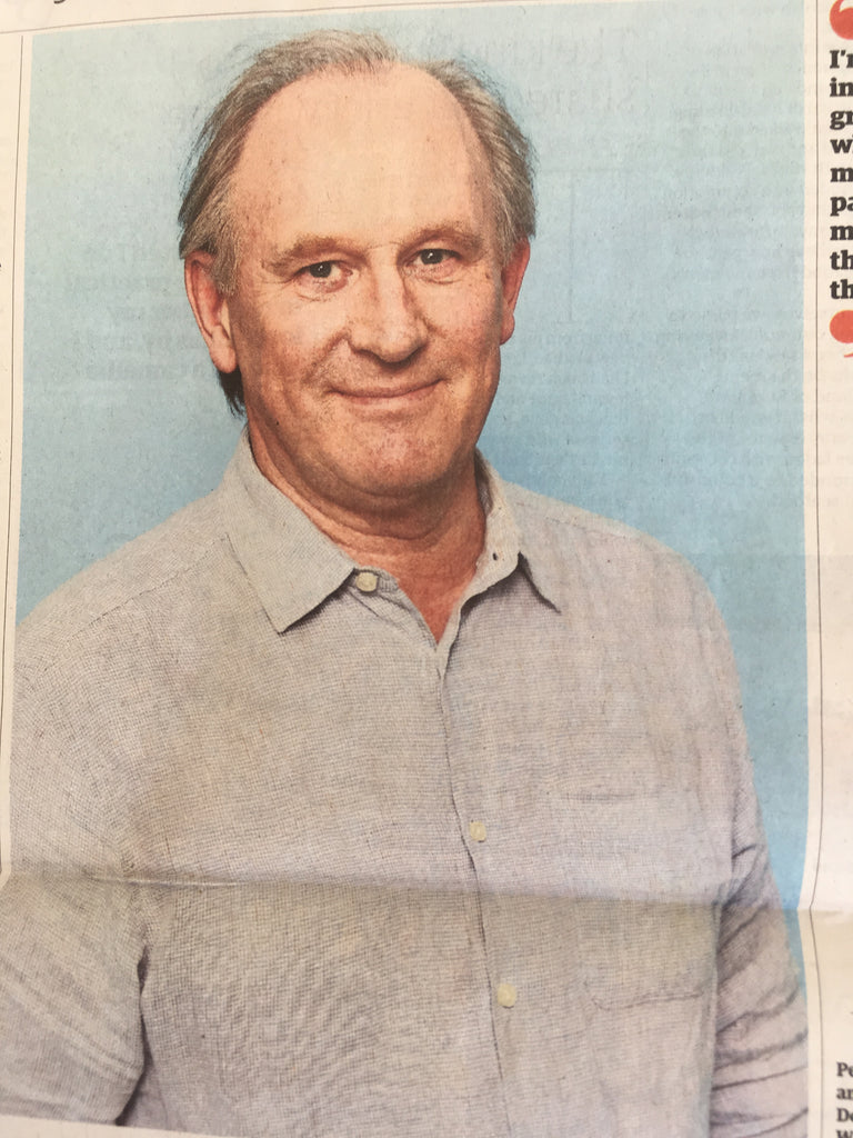 Guardian Family 12th August 2017 Peter Davison interview