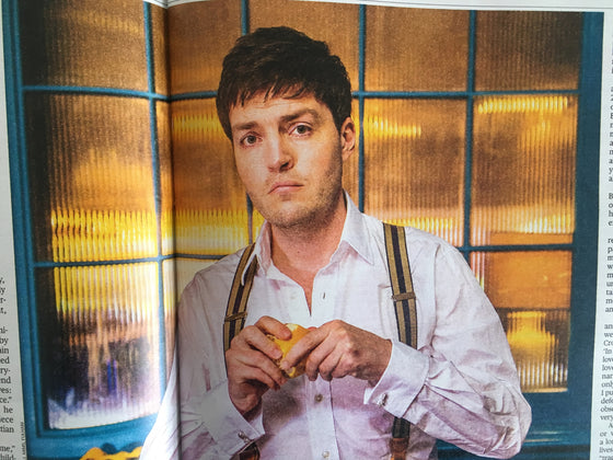 UK Culture Magazine 20th August 2017 Tom Burke UK Interview