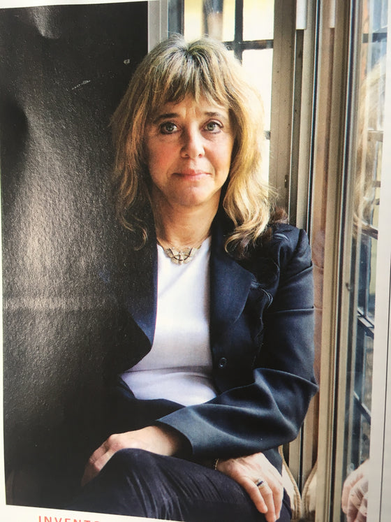 UK FT Weekend Magazine 27 August 2017 Suzi Quatro Interview