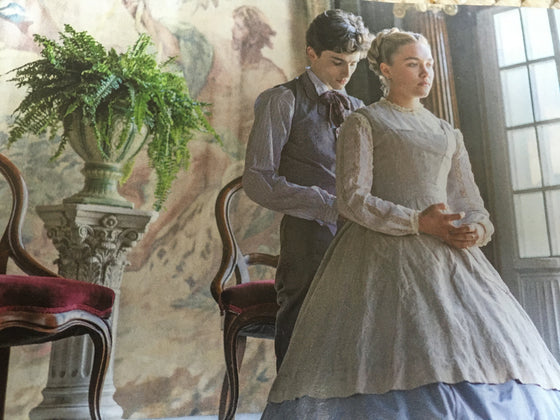 UK Empire Magazine December 2019: Timothee Chalamet Emma Watson Little Women Special