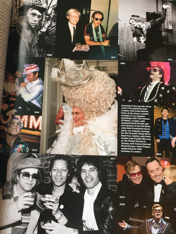 British GQ Magazine December 2019: ROBERT DE NIRO Sir Elton John World Exclusive