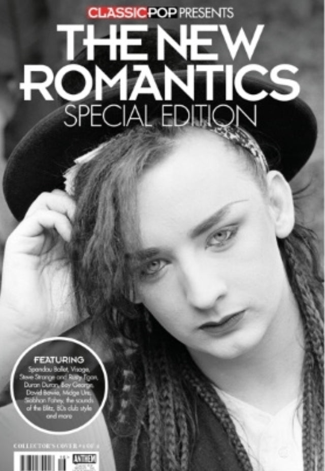 Classic Pop Presents - The New Romantics - Special Edition - Cover 4 ( -  YourCelebrityMagazines