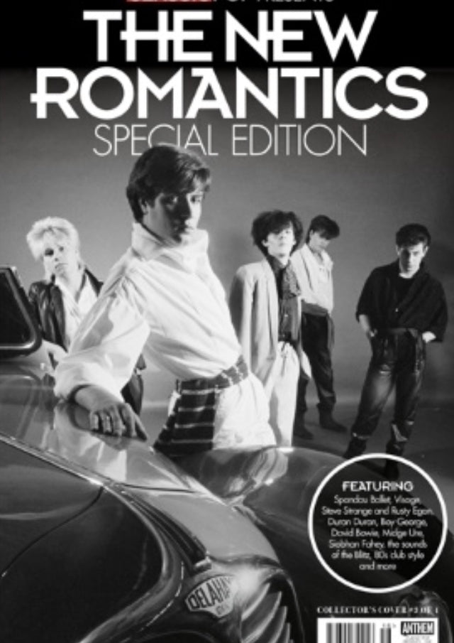 Classic Pop Presents - The New Romantics - Special Edition - Cover 3 (Duran Duran)