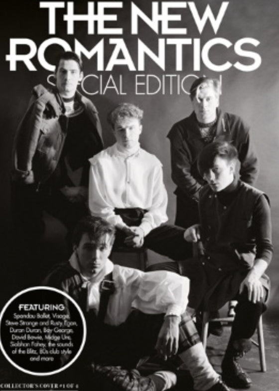Classic Pop Presents - The New Romantics - Special Edition - Cover 1 Spandau Ballet