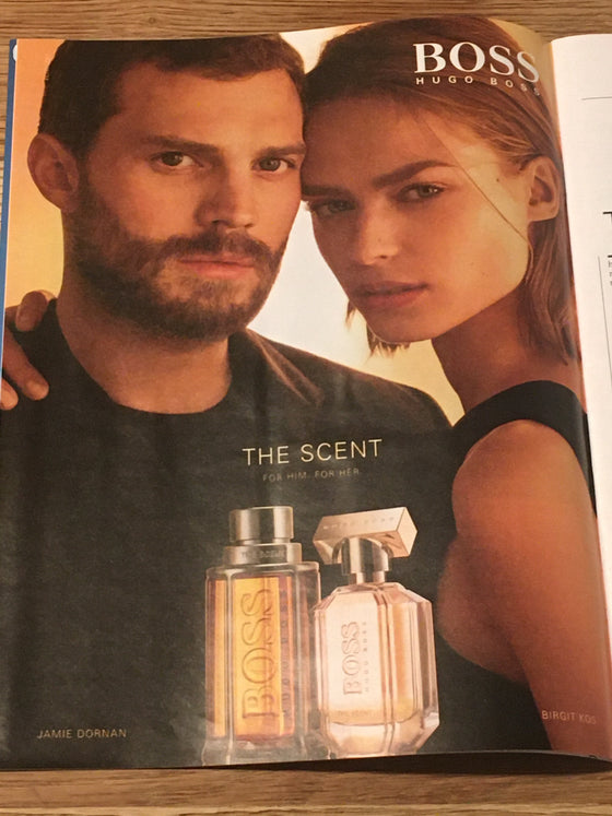 STYLE Magazine 1 December 2019 Jamie Dornan for Hugo Boss