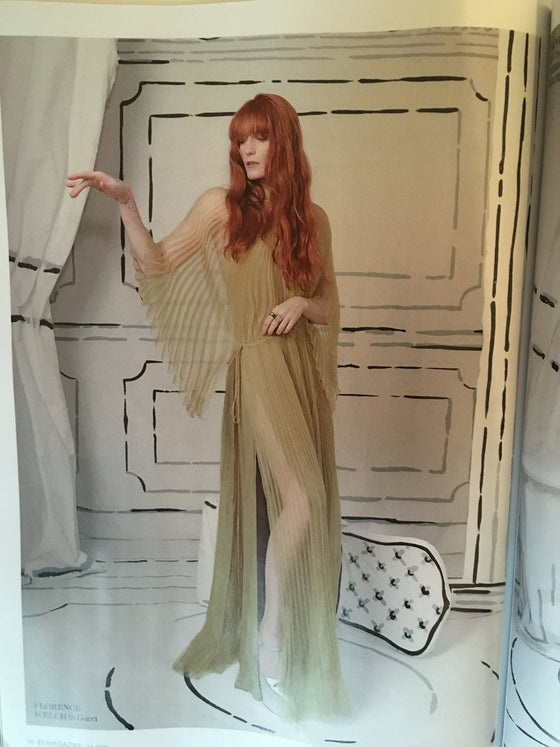 London ES Magazine December 2019: Florence Welch