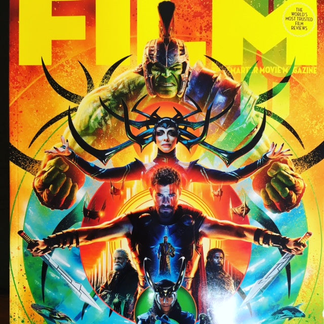 Total Film Magazine November 2017 Uk Subscribers Only Cover Tom