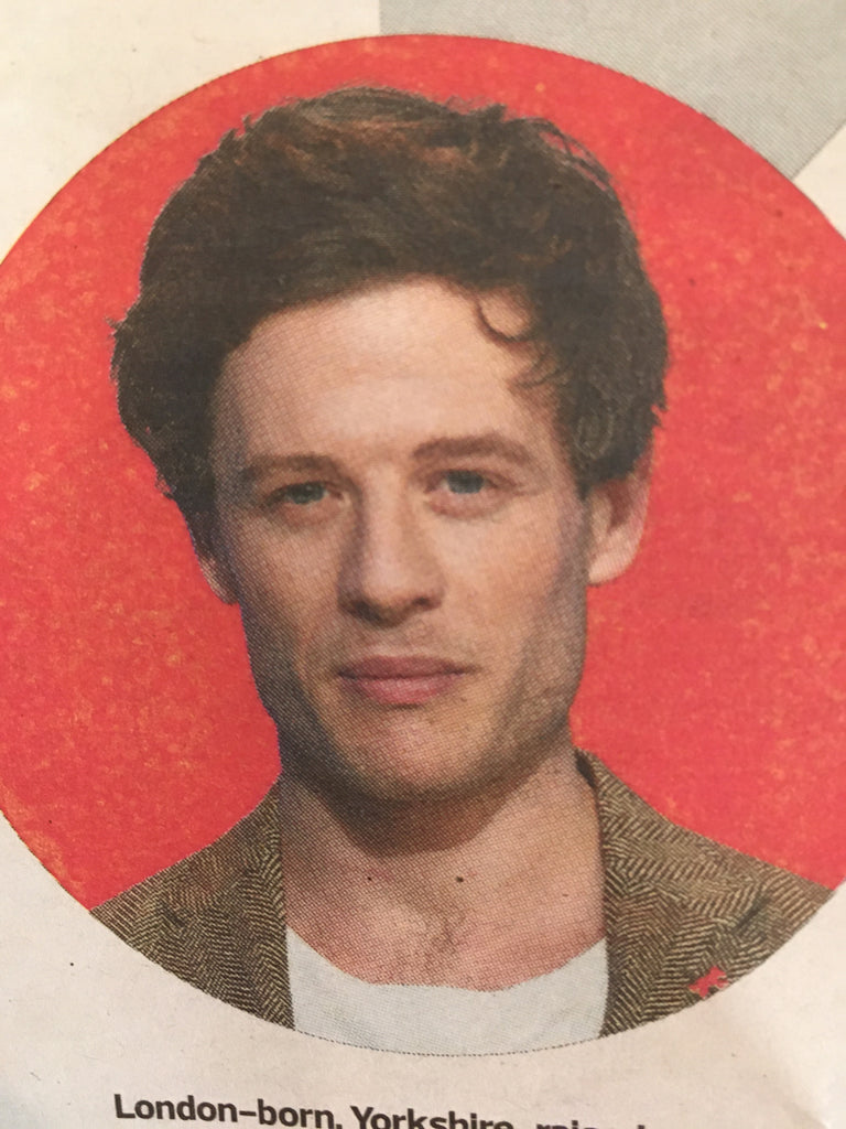 Observer New Review 29 December 2019: James Norton James McAvoy