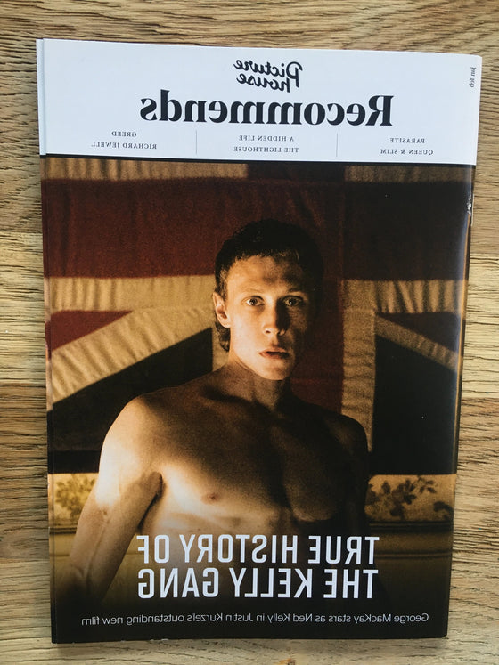 UK Picturehouse Magazine 2020: GEORGE MACKAY August Diehl Valerie Pachner