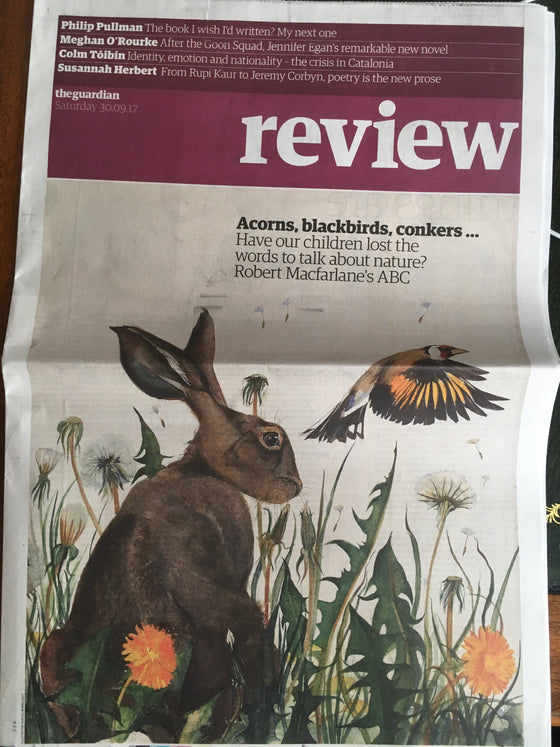Guardian Review Supplement 30 September 2017 Stephen King Owen Philip Pullman