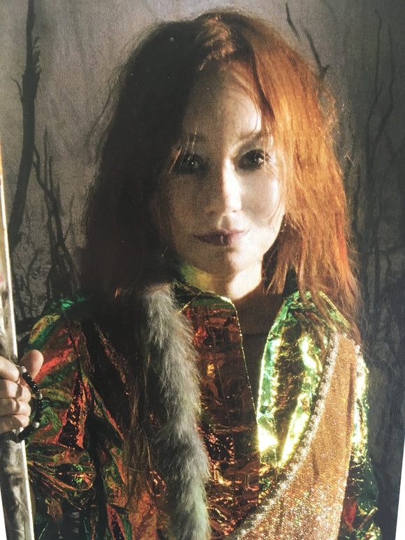 Tori Amos interviewed in the FT Weekend