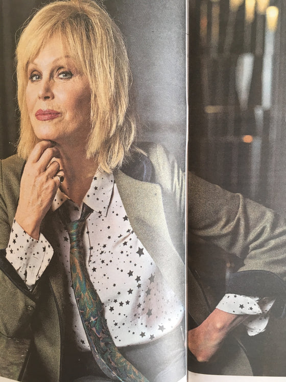 Telegraph Review 15 October 2017 Joanna Lumley Rory Kinnear St Vincent