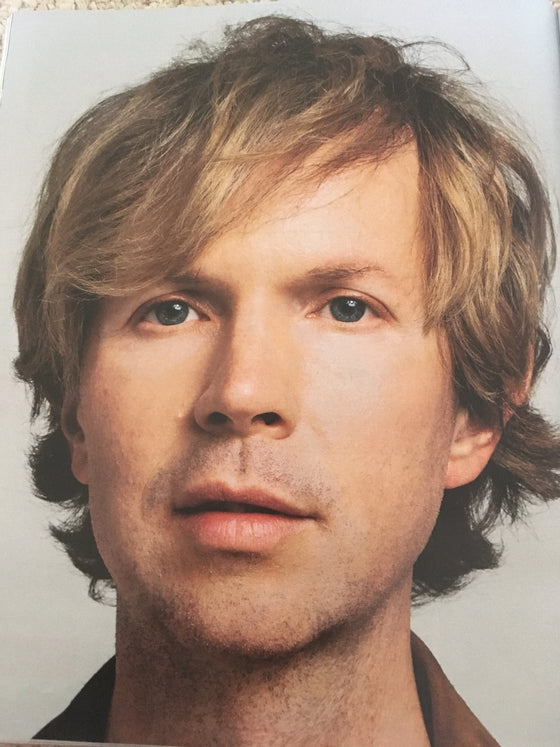 Beck large interview with portraits in the Guardian.