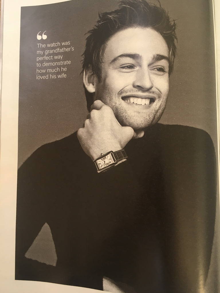 SUNDAY TIMES magazine 4 November 2017 - Jason Isaacs Douglas Booth
