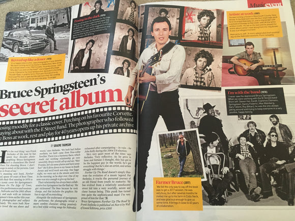 UK Event Magazine November 5th 2017 Don Johnson Bruce Springsteen Prince Martin Kemp