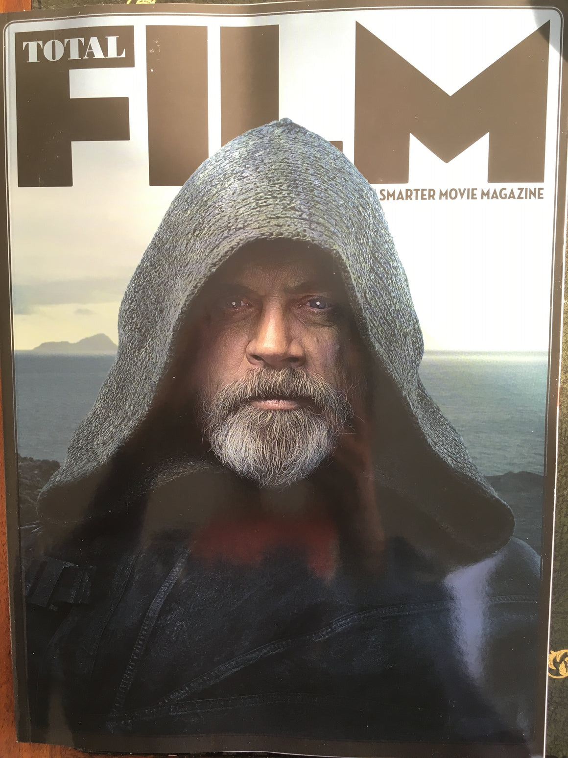 UK Total Film Magazine 266  Star Wars: The Last Jedi Rare Subscribers Cover