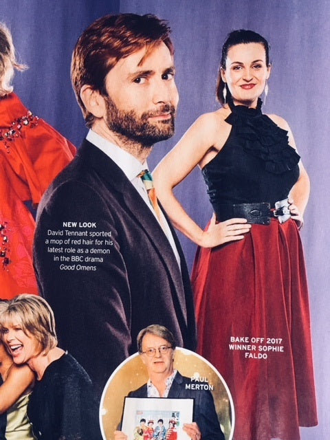 Radio Times Magazine 10th Feb 2018 Aidan Turner David Tennant Martin Freeman