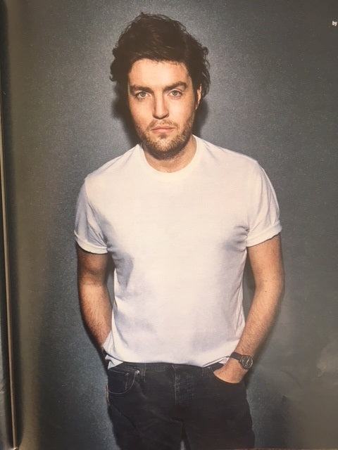 UK Times Magazine February 2018 Tom Burke Linda Gray Greg Wise