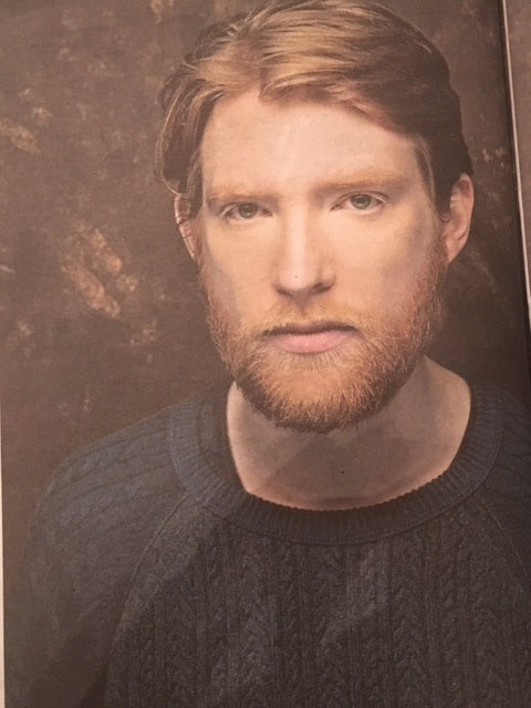UK Telegraph Review MARCH 2018: DOMHNALL GLEESON Photo INTERVIEW