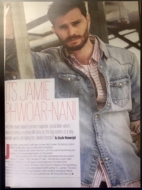 UK Fabulous Magazine October 2014 Why we're all falling for Jamie Dornan