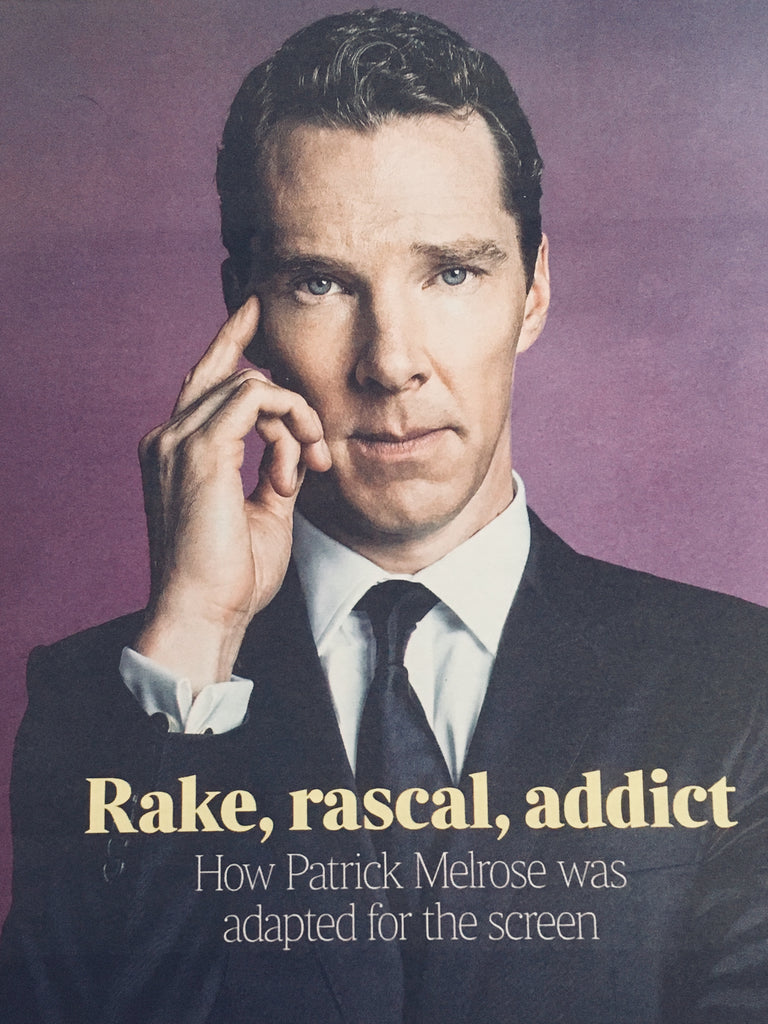 UK Times Review May 5th 2018 Benedict Cumberbatch Patrick Melrose Cover Story