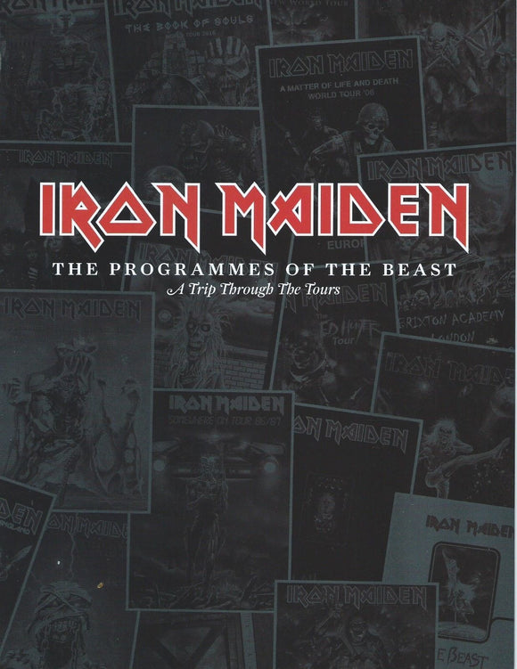 Classic Rock Magazine: IRON MAIDEN - The Programme of the Beast Special 24 page Magazine
