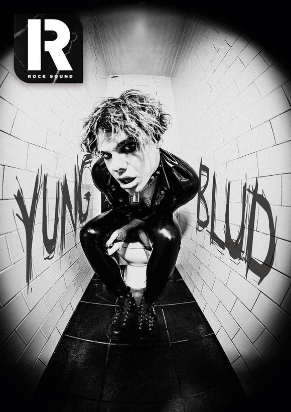 ROCK SOUND ISSUE 272 - YUNGBLUD