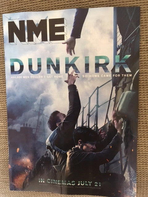 Harry Styles - Dunkirk UK Cover Story NME Magazine 21st July 2017