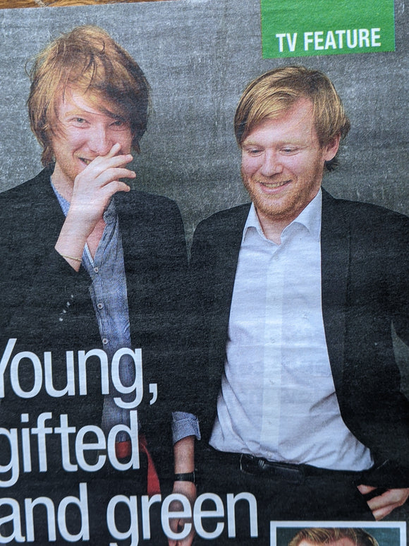 SATURDAY Magazine 04/2021: DOMHNALL GLEESON interview