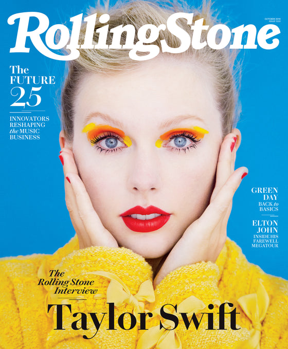 US Rolling Stone Magazine October 2019: The Taylor Swift Cover Edition