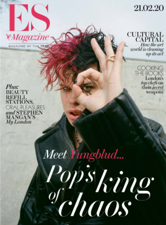 London ES Magazine February 2020: Yungblud Interview